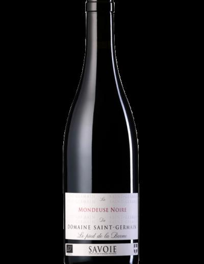 Mondeuse Le Pied de la Barmes vin bio Savoie Domaine Saint-Germain