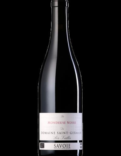 Mondeuse Les Taillis vin bio Savoie Domaine Saint-Germain
