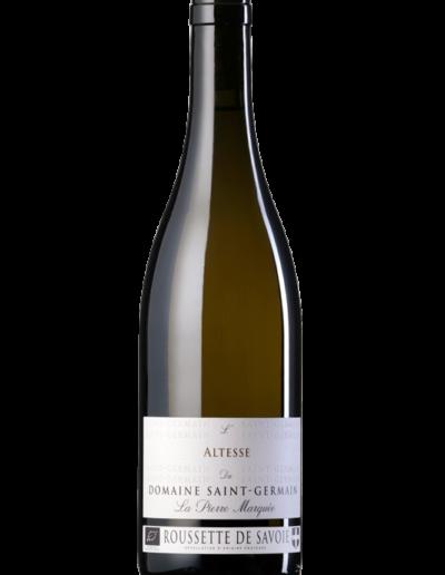 Roussette de Savoie vin bio Savoie Domaine Saint-Germain