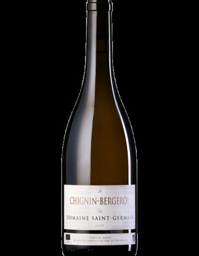 Chignin Bergeron Domaine Saint-Germain vin bio Savoie