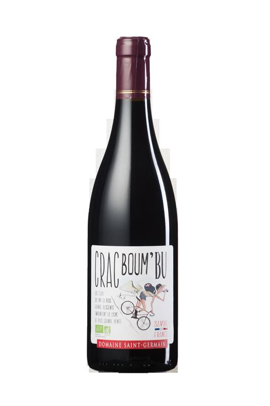 Crac Boum'Bu rouge