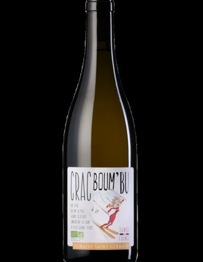 Crac Boum Bu Blanc Domaine_Saint Germain vin bio Savoie